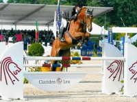 Daughter of Derly Chin de Muze wins World Cup Mechelen