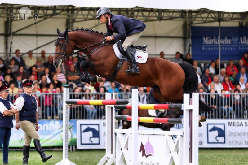 Important de Muze derde in Great American $1 Million GP